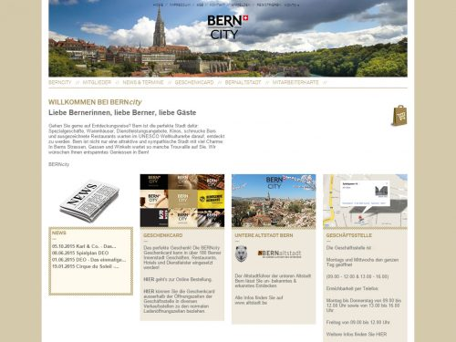 Referenz-BernCity