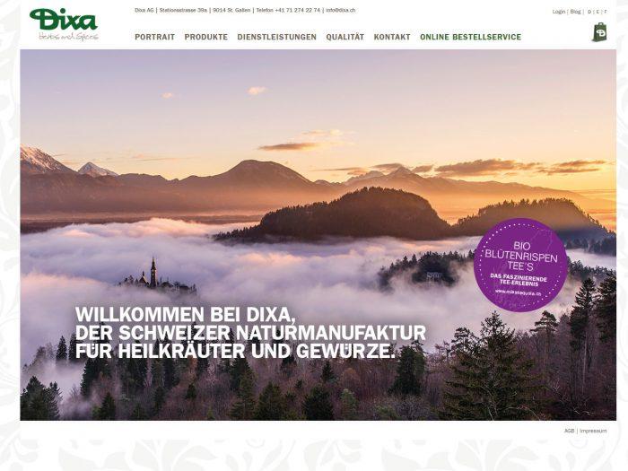 Referenz-Dixa-AG
