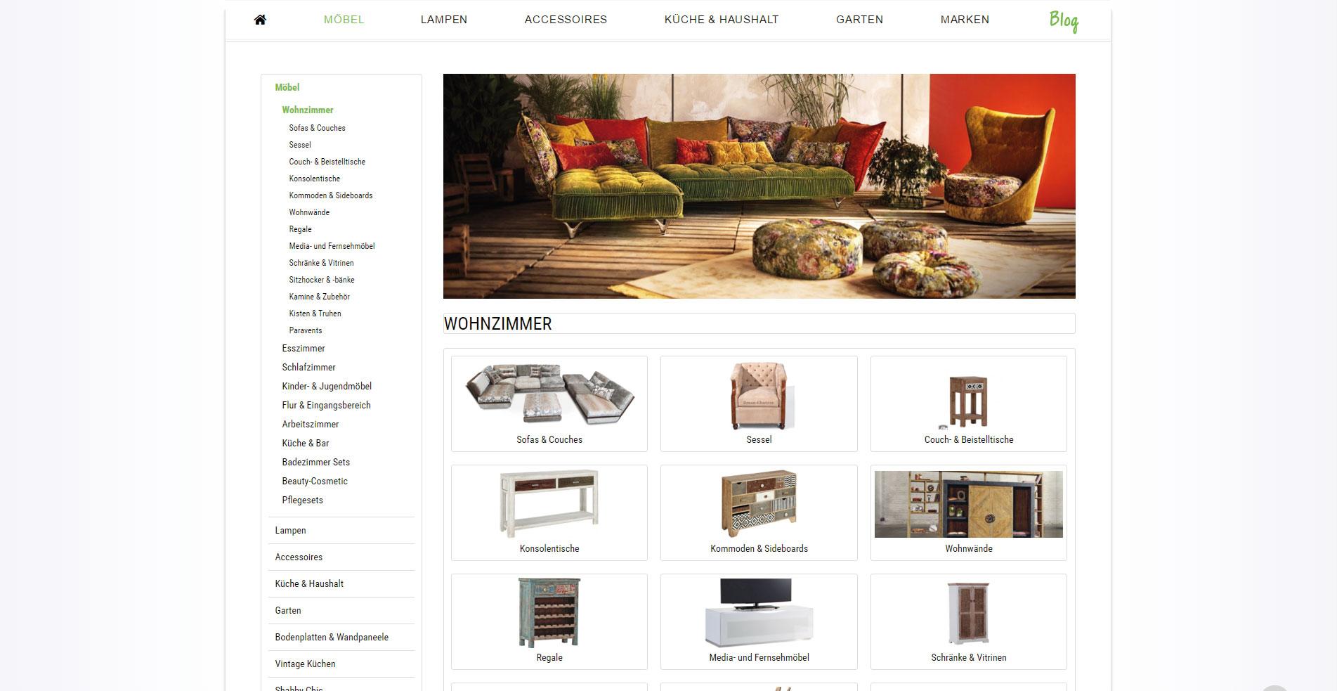 Design Möbel Lyssach Ag Kmudo Webshop Website Erp System